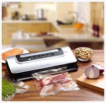 Sea Maid Innovation In Home Appliances Household Kitchen Food Vacuum Sealer