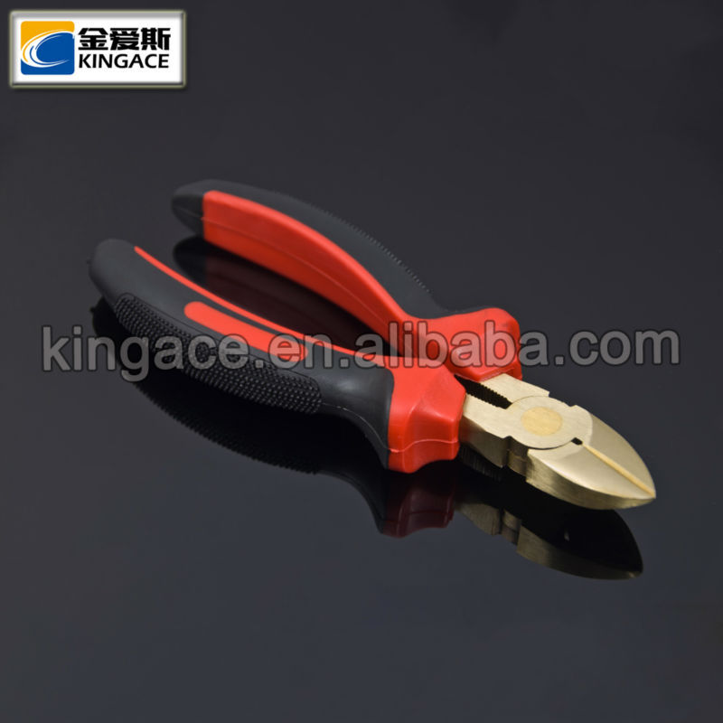 Electrostatic Spraying Explosion Proof Daigonal Cutting Pliers