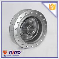 YBR150 free autocycle silver steel wheel hub