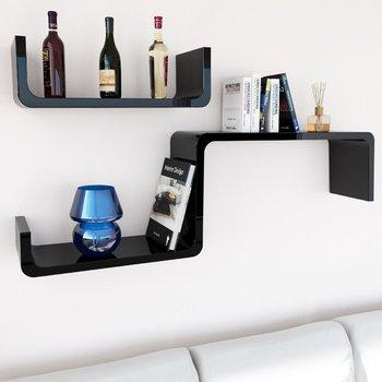 brand new 92d22 4739a Home Furniture Floating U Shape Wall Shelves In Corner - Buy Floating U  Shelves,U Shape Wall Shelf,Corner Wall Shelf Product on Alibaba.com
