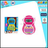 Multifunctional mobile phone toy type learning machine toys, machine learning Yingxiwen toys