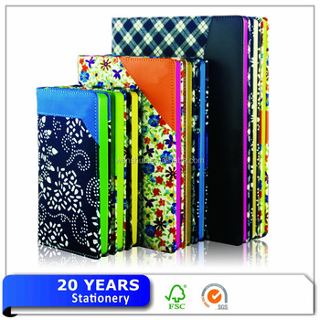 Wholesale Handmade Cloth Cover The Notebook
