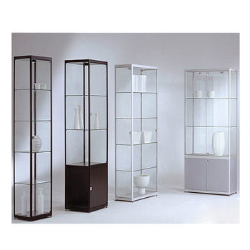 Crafts Glass Display Unit/white Black Display Cabinet/modern Shop Display  Cabinets   Buy Glass Display Unit,White Display Cabinet,Shop Display ...