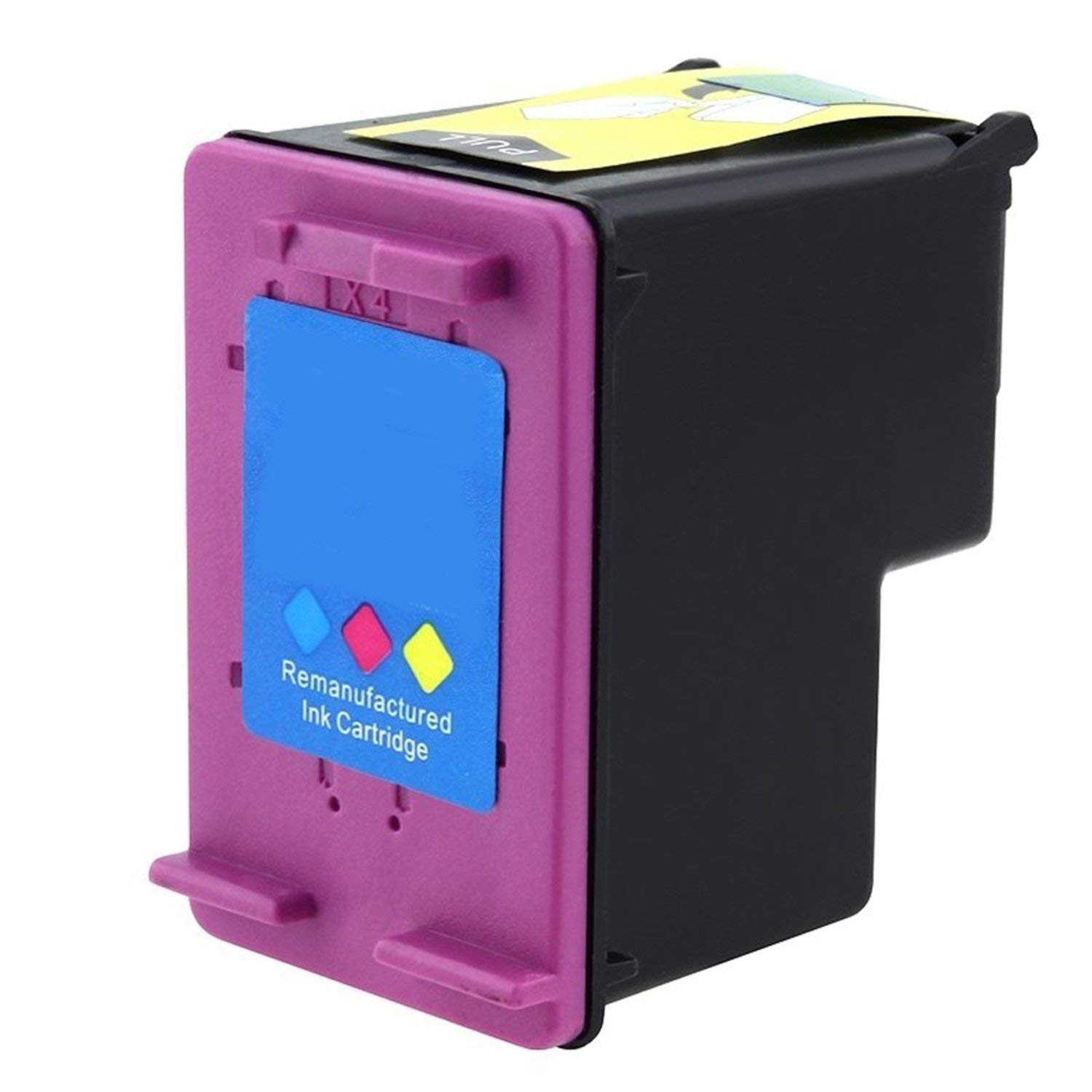 G&G Remanufactured Ink Cartridge Replacement for HP CH564WN/61XL CH564WN, Color