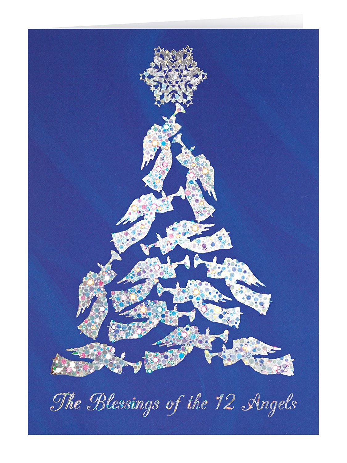 get quotations blessing of the 12 angels christmas card set of 20 - Christmas Angels For Sale