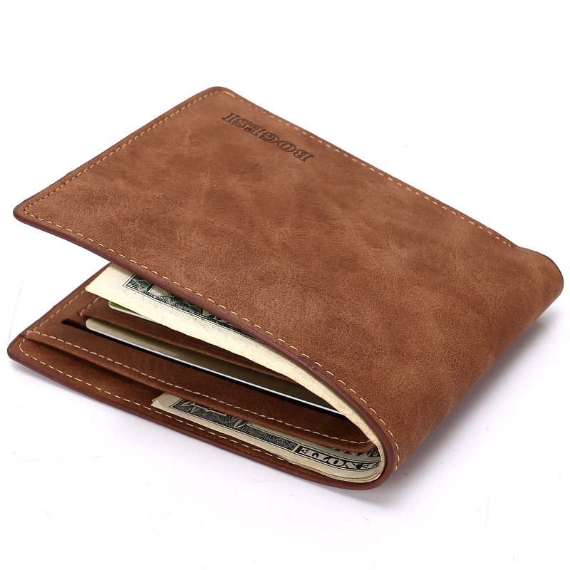 Eco natural wallet vegan Purse handmade casual wood wallet