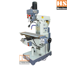 zx6350 drilling and milling machine, milling machine with vertical milling function and horizontal milling function