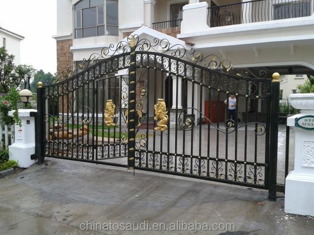 Durable Iron Gate Designs/ House Gate Designs/main Gate Designs ...