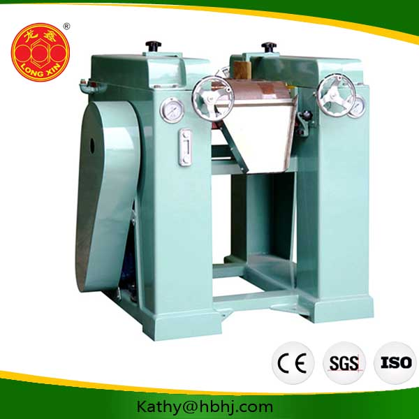 SG mills ointment mill three roll mill from longxin machinery
