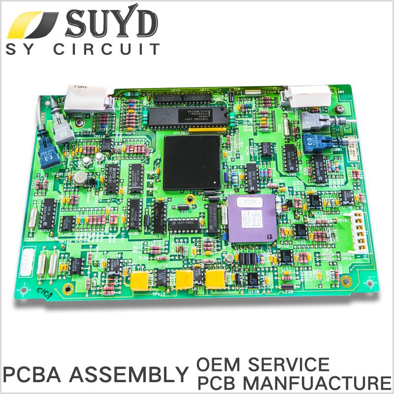 PCB control board assembly, custom multilayer pcb board, circuit board <strong>manufacturing</strong>