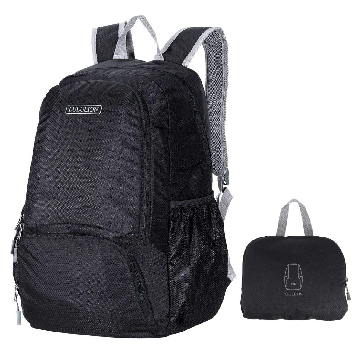 6a2719c11508 Get Quotations · Foldable Hiking Backpack