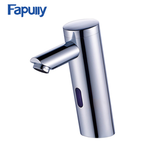 Fapully Smart Touchless cock Sensor Faucet motion sensor faucet electronic Infrared Sensor tap