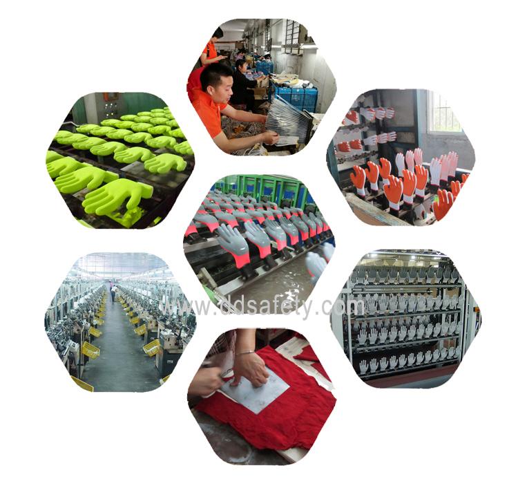 DDSAFETY En Gros Alibaba Fournisseurs bbq gants zhejiang