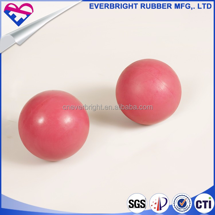 Eco-friendly material kids toy rubber ball