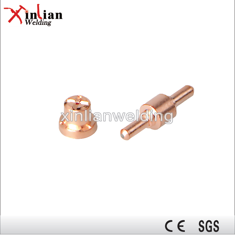 WENZHOU 40 Lengthening Plasma Cutting Electrode and Nozzle
