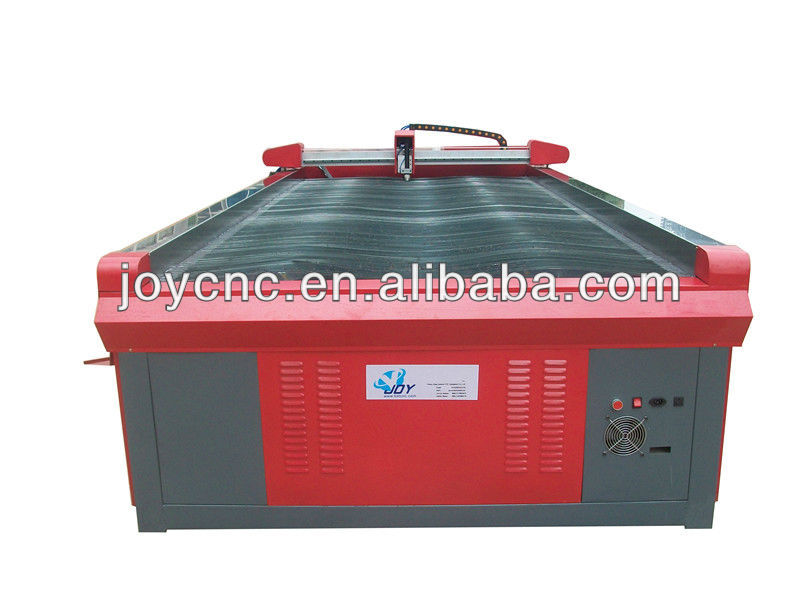 Fast speed Plasma Cutting Machine CNC for carbon materials, stainness steel and nonferrous metal sheet metal cutting