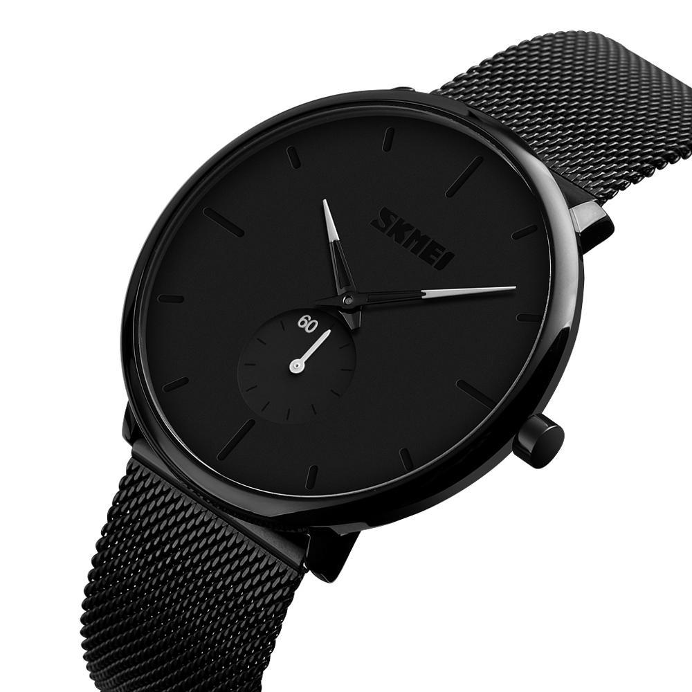 Skmei 9185 men new quartz wristwatch luxury 30m waterproof relojes hombre фото