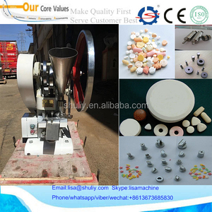 Laboratory / agriculture / chemical/food tablet making machine 008613673685830