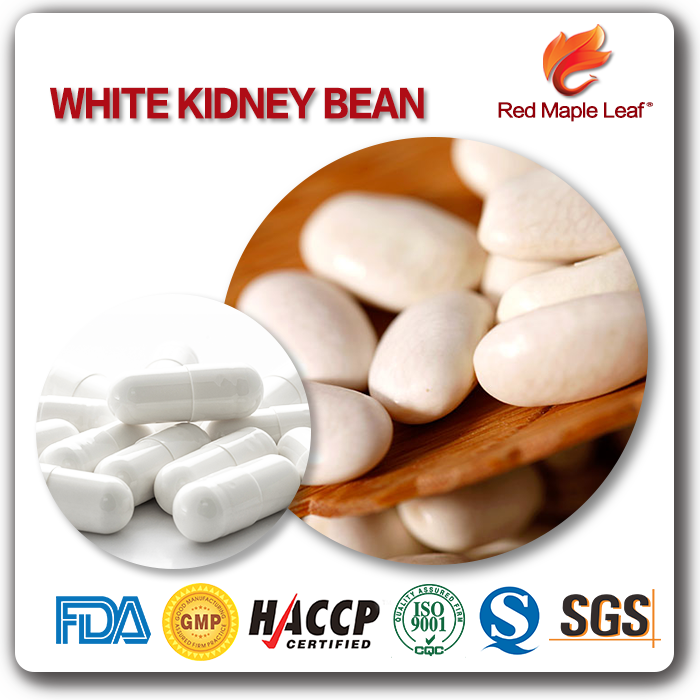 500mg diet White Kidney Bean capsule essence supplement pill tablet