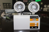 HOT SELL 2* 2w rechargeable led SMD LED two spots emergency light