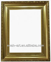 high quality wholesale 24x36 wooden oil paintings picture frame