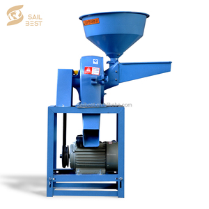 SAILBEST maize flour mill plant crusher /maize corn grain grinding machinery