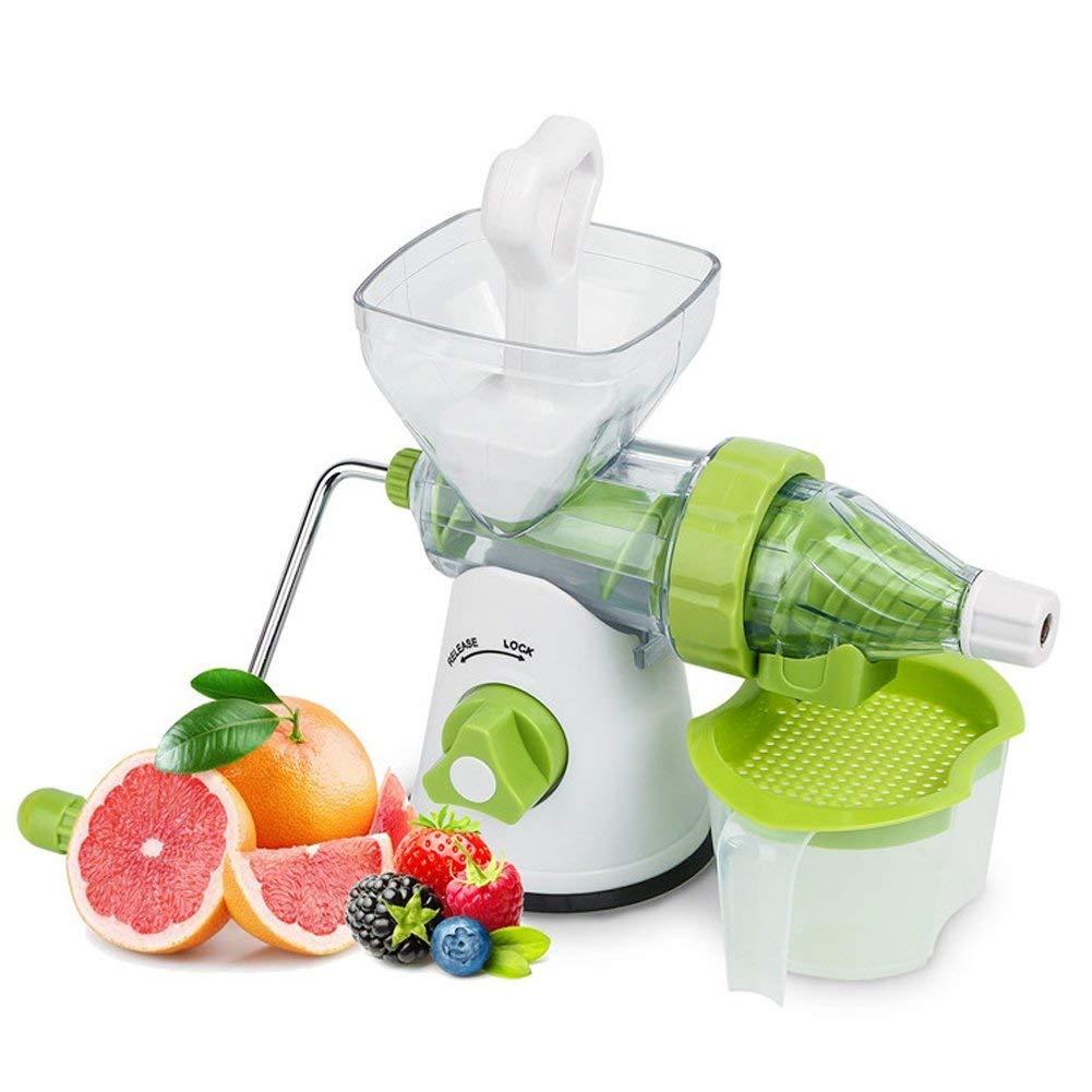 Juicer - Delaman Multi-function Manual Fruits Vegetable Juicer, Kitchen Fresh Juice Extractor