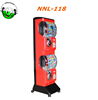 NNL-118 Coin kids gumball/toys vending machine supplier