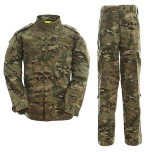 Fronter FA005 Multicam Camo Military Uniform