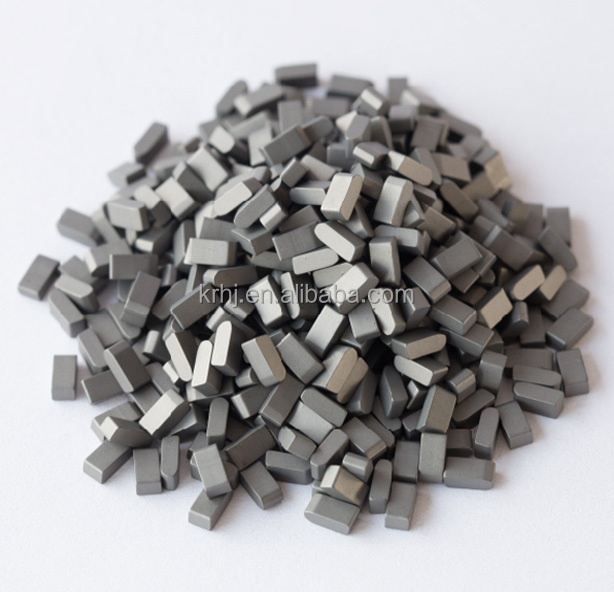 YG6/YG8 wholesale tungsten carbide tipped saw balde tips