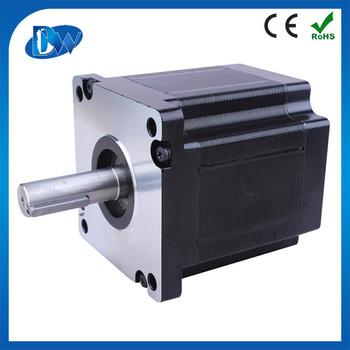 Wiring diagram for nema 34 stepper motor nema 23 motor for Nema 34 stepper motor mount