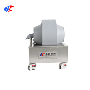Automatic Date Ball Mochi Flour coating Machine