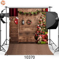 3D Christmas plates christmas scenic newborn baby photo props and photography backdrops