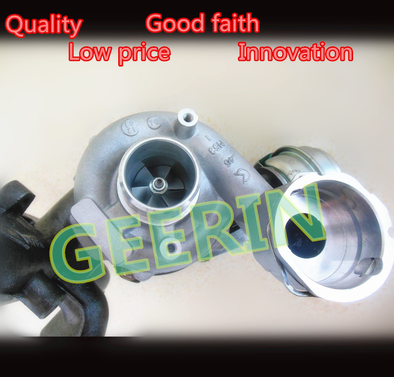 China TURBO GT1749V 724930-0004 724930-0002 VNT with BKD / AZV for Audi AUDI / VW A3 2.0 TDI (8P/PA) Turbocharger