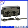 New products goods dual key door lock for bank deposit boxes or bank storage B0810