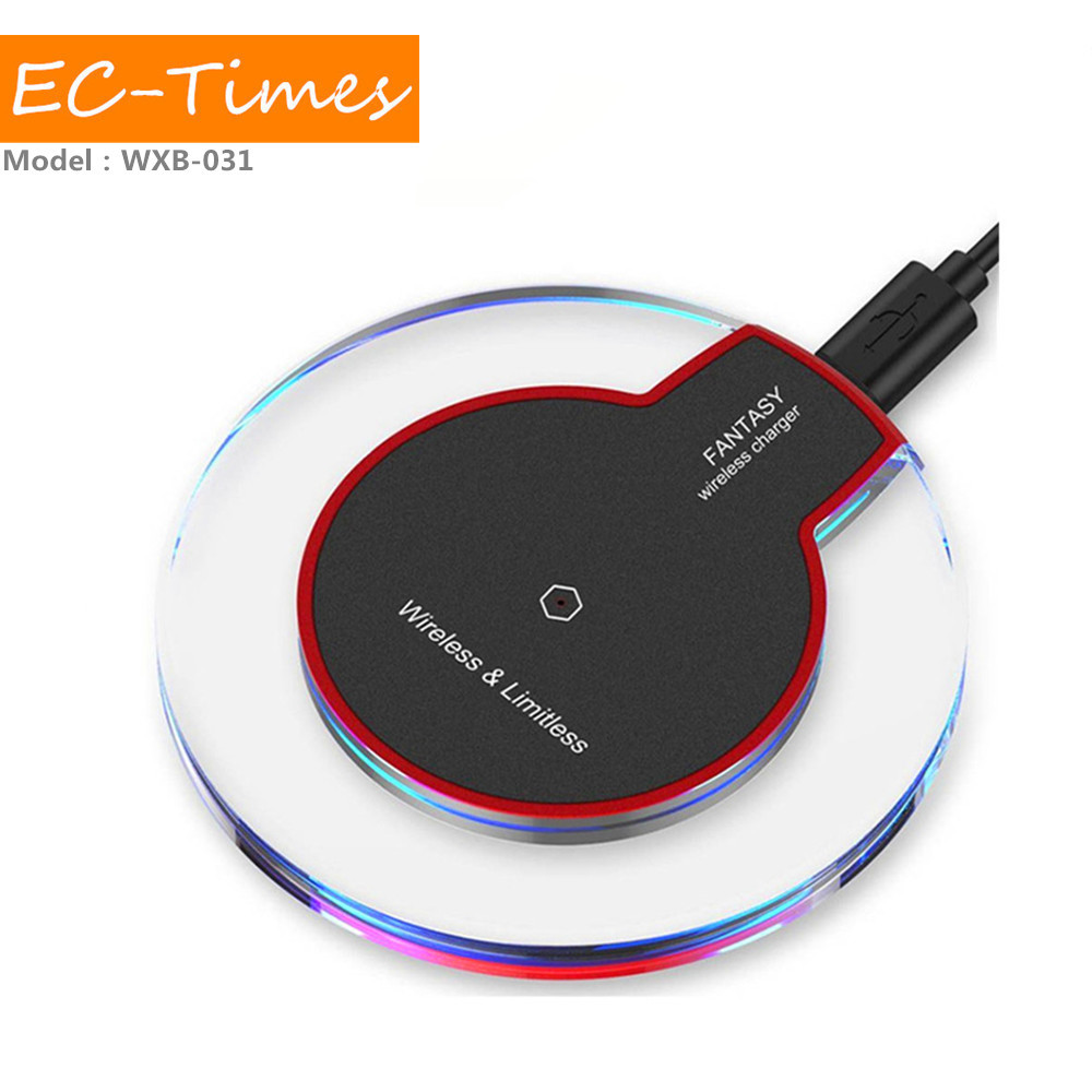 Factory OEM service qi wireless charger for ios htc one desire 820
