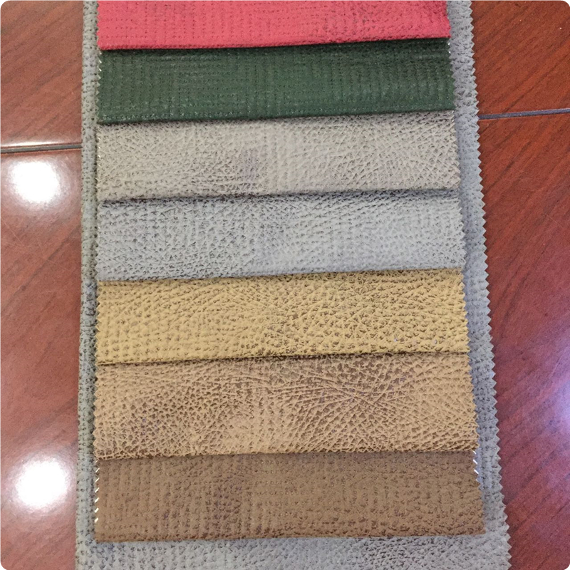 china supplier suede fabric /embossed suede /100% polyester fabric for sofa cover