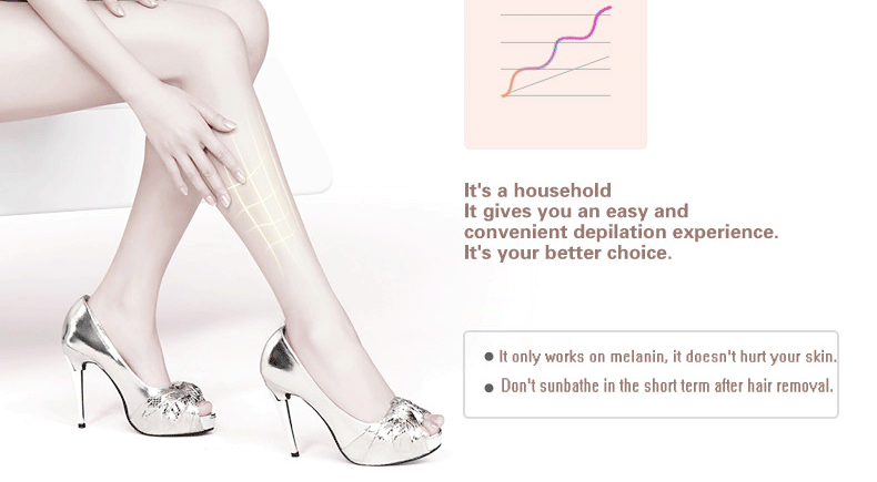 Permanent Epilator Mini Laser Hair Removal LESCOLTON High Effect New Selling Portable Epilator Fast Shipping