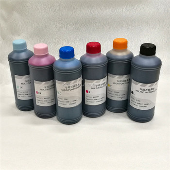KMBYC eps head multi-function versatile digital flatbed printer BYC 168-2.3 model eco solvent ink 6 colors