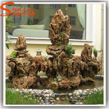 Cheap Landscaping Materials customed cheap landscaping stone types garden stone design of