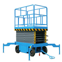 Automatic car lift hydraulic/mobile scissor lift