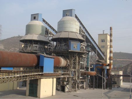 Vertical Kiln Lime Plant for Manufacturing Active Lime
