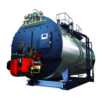 Able to supply high pressure Steam and hot water boiler diesel gas fired for Guliston Uzbekistan Project