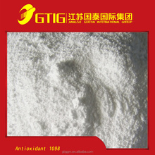 Good price chemical antioxidant 1098 for plastic and rubber without pollution