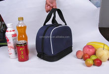 cooler bag/ folding ice cooler bag/ 6 pack can cooler