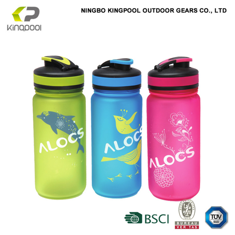 various good quality bottle sport water