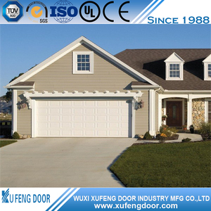 Cheap Infrared Fade Resident Panels Garage Door Prices