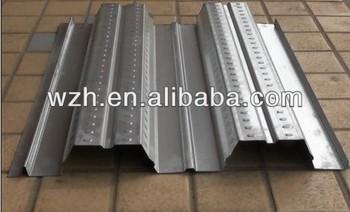 Concrete Slab Used Galvanized Floor Decking Sheet Buy