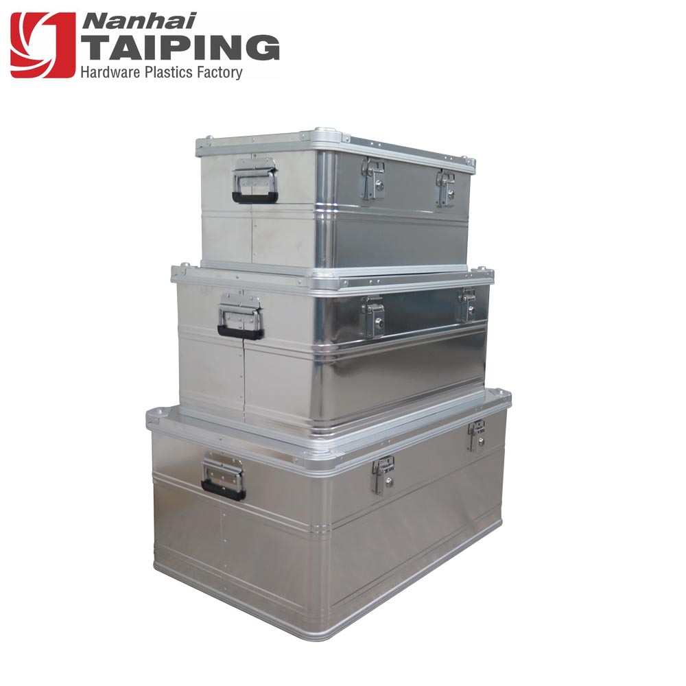 3 in 1 Aluminium Container Aluminium Box Fall