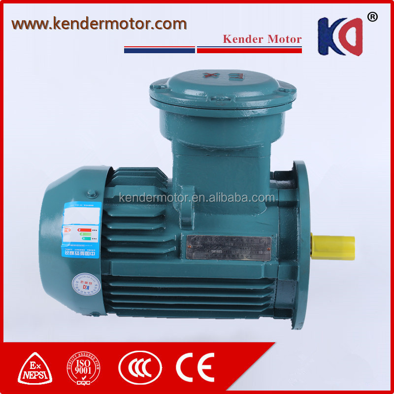 High Voltage YB3 -250M-8 30KW explosion proof motor